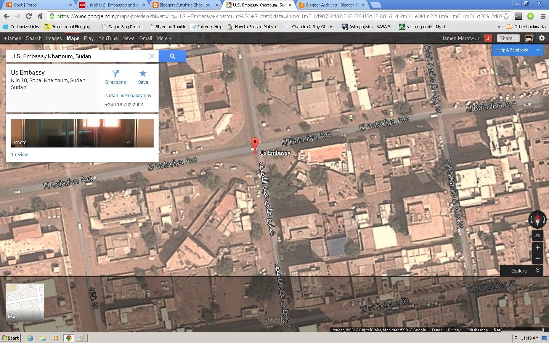 u s embassy kuwait city