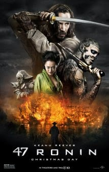 Free Download New Action Movie 47 Ronin (2013)
