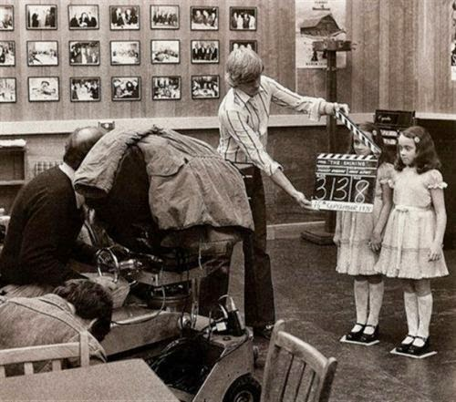 fotos.rodajes.años.80.el.resplandor.