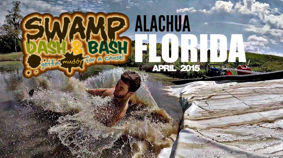 Swamp Dash - April 2015 - Alachua Florida