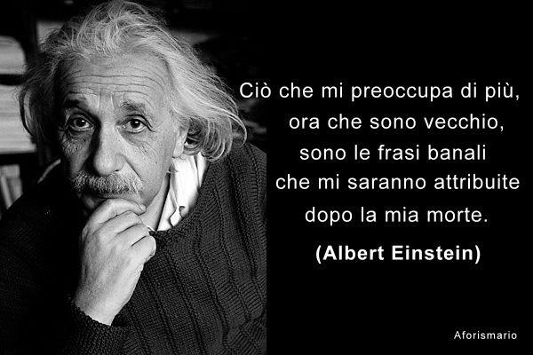 albert einstein aforismi e frasi famose - 200 Frasi citazioni e aforismi di Albert Einstein
