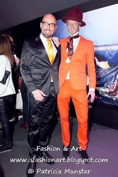 Maik de Boer en Carlo Wijnands