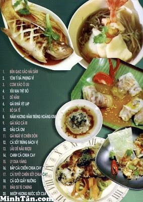 Cooking Show – Món Ăn Đặc Sản Châu Á