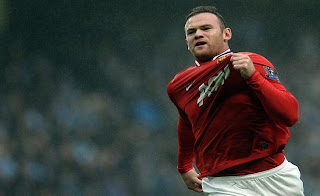 Wayne Rooney Manchester unted
