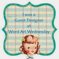No Guest Designer for August