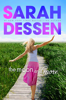 Audiobook Review: The Moon and More by Sarah Dessen