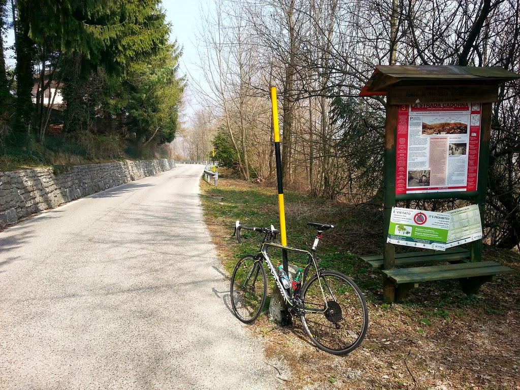 road bike rental shop in bassano del grappa