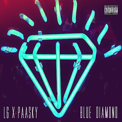 LG Ft Paasky – Blue Diamond