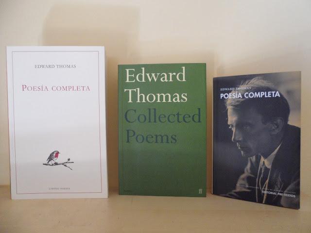 Poesía Completa Edward Thomas