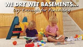 Aquaseal Wet Leaky Basement Solutions Ontario 1-800-NO-LEAKS