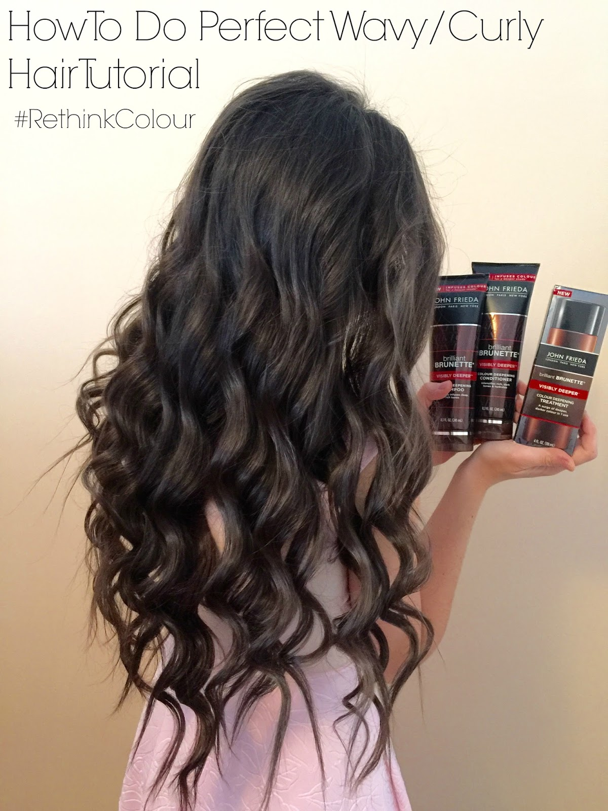 how to make your curly hair look perfect