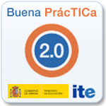 """Distintivo Buenas Prácticas para nuestro proyecto """"También la lluvia"""""""