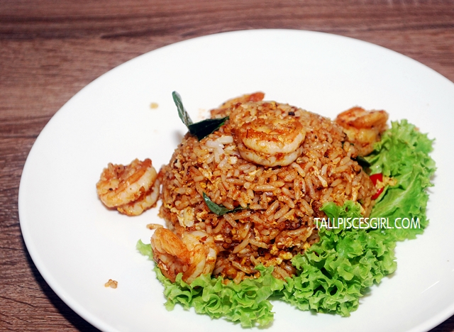 Tom Yam Fried Rice Price: RM 10.90