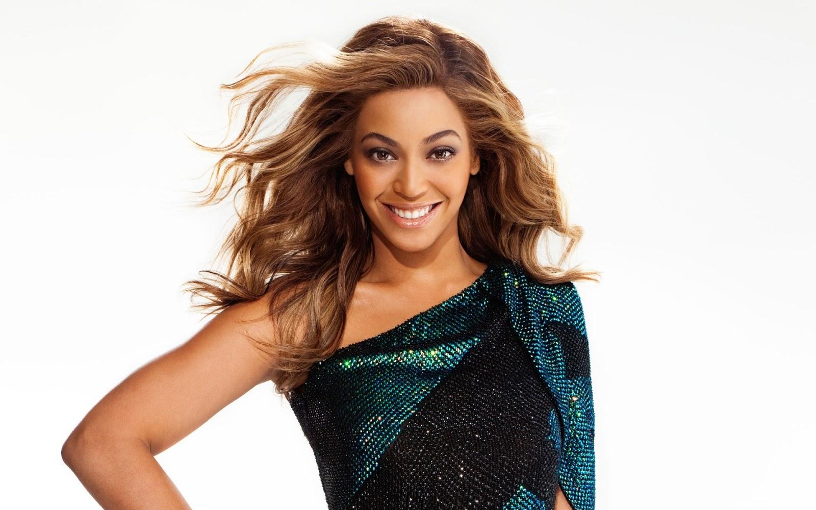 Beyonce Beautiful Smile