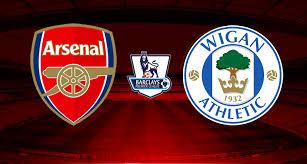 Hasil Pertandingan Arsenal Vs Wigan Athletic 15 Mei 2013