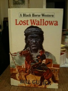 Lost Wallowa (Black Horse Western), Gulick, Bill