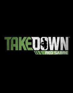Takedown Red Sabre Game