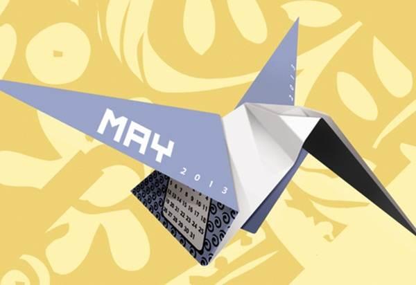 kalendar-origami-2013