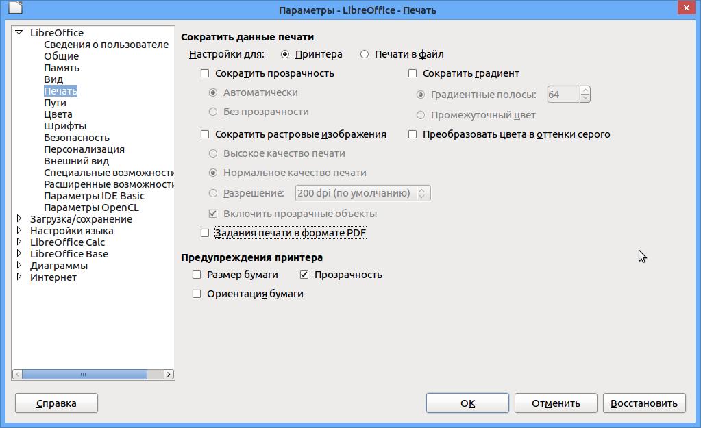 Libreoffice resume format