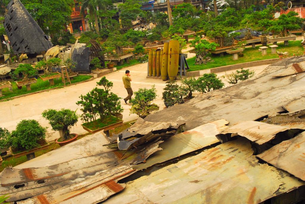 Where the Wars W...B 52 Shot Down Over Vietnam