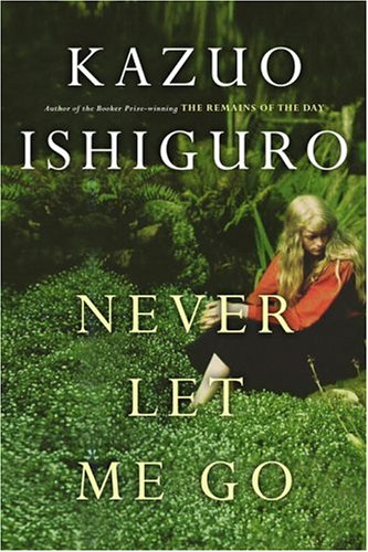 kazu ishiguros never let me go Never let me go by kazuo ishiguro home / bestsellers / never let me go / analysis /  actually, she never gives us all the facts up front remember how she doesn't tell us what donations are until chapter seven oh, and then there's that time that she waits until halfway through the book to reveal that teensy little detail that she's a.