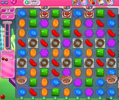 Candy Crush Saga 422