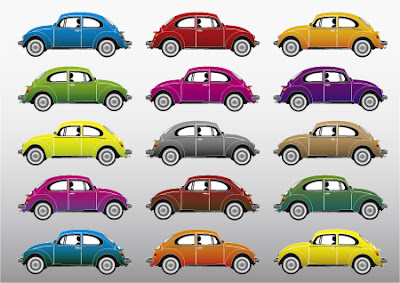 15 Simple Car Vector.eps