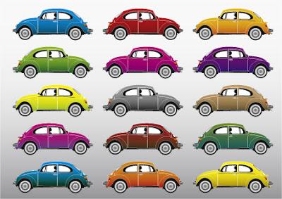 15 Simple Car Vector.eps