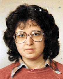 Lisabeth Lemert 1983 passport photo