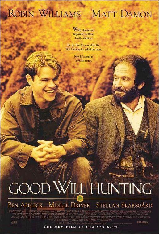 Descarga El indomable Will Hunting
