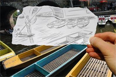 kamera+vs+pencil billyinfo6 Ilustrasi Kamera vs. Lukisan Pensil Yang Menakjubkan