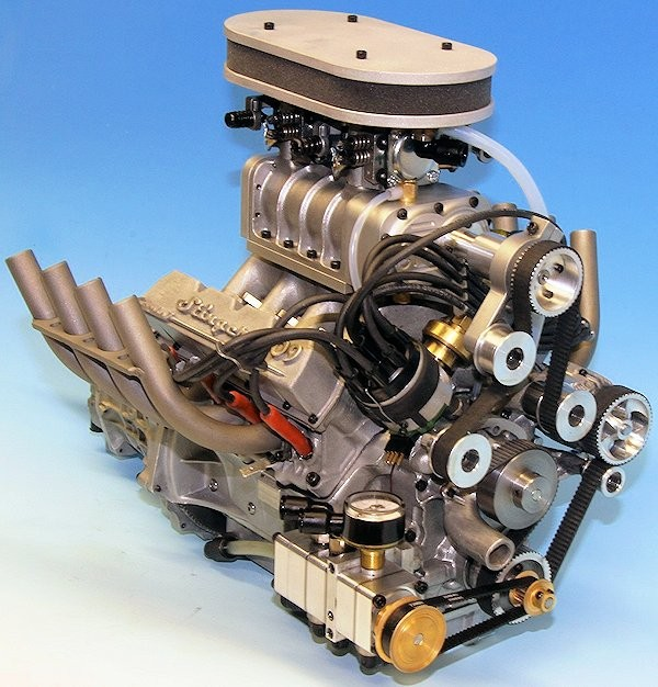 Smallest V8 Engine on smallest chevy v8 engine