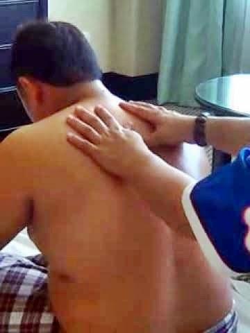 urut belakang