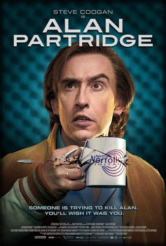 Alan Partridge (2014) di Bioskop