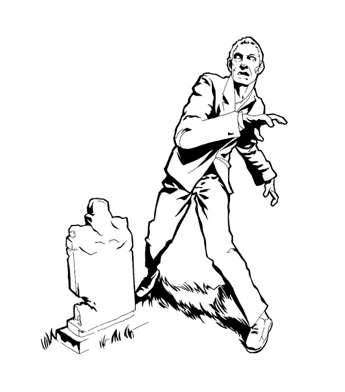 ZOMBIE COLORING PAGES FOR ADULTS AND TEENS title=