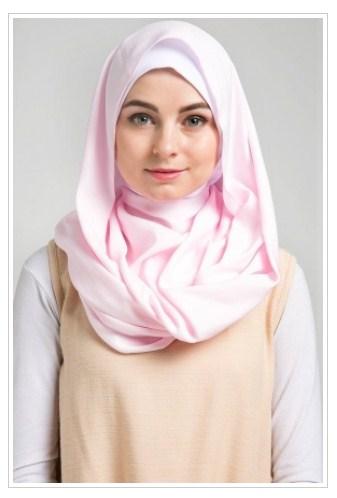 10 Contoh Hijab Lebaran Simpel Terbaru 2016
