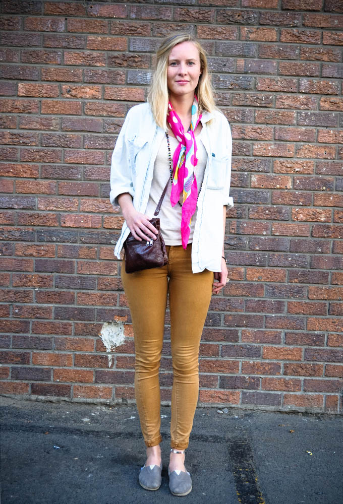Cinder Skylark South African Street Style Fashion Friday 7 September Cape Town