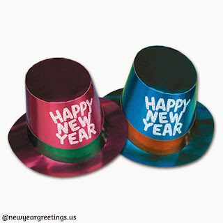 Happy New Year Hats 2014 for New Year Eve Celebration