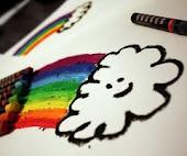 Miro la vida en color.