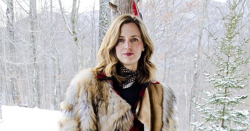 Amanda brooks s rustic mountain cabin for Amanda brooks instagram