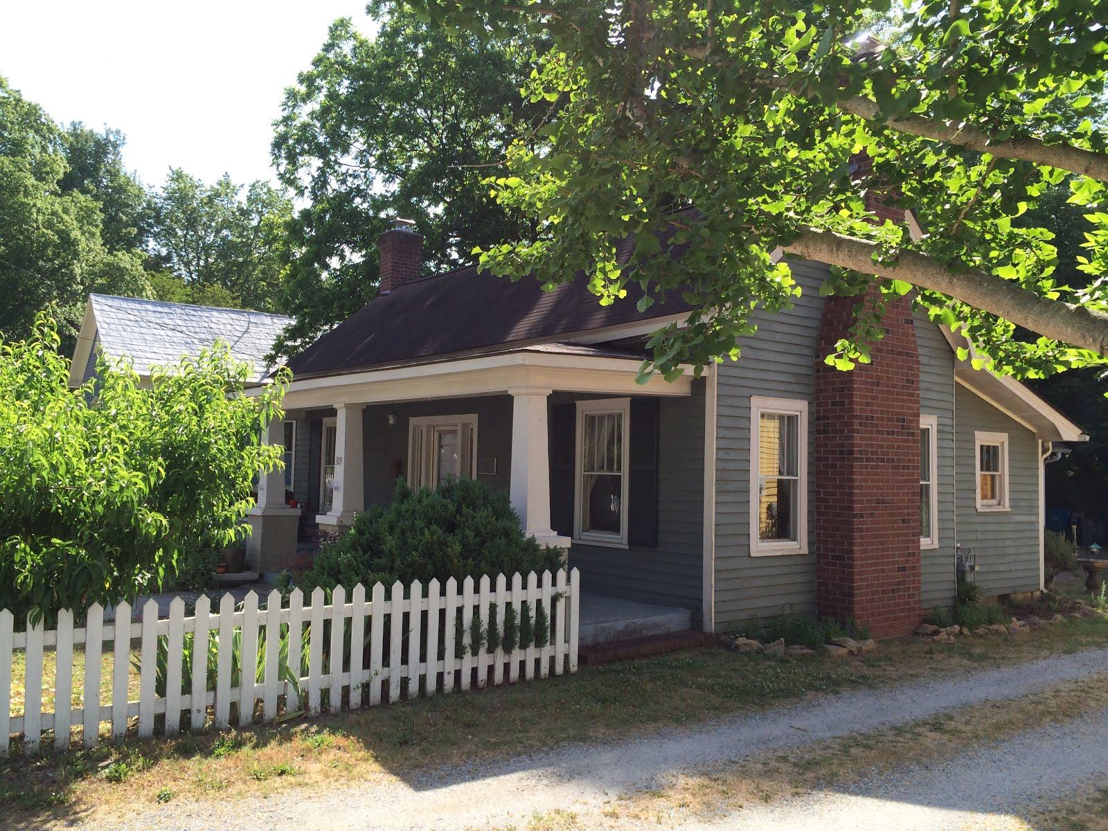 309 S Shaver Street, Salisbury NC - circa 1885 ~ $79,000