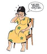 Tanda-tanda bahaya kehamilan
