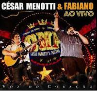 Cesar Menotti e Fabiano - Voz do Cora��o Ao Vivo