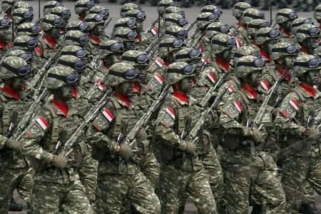 Pemerintah dan DPR Sepakati Kenaikan Anggaran Pertahanan