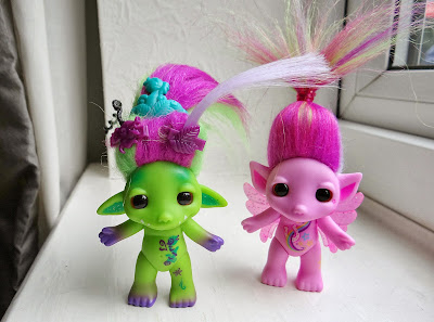 The Zelfs, Zelfs play set, new troll dolls