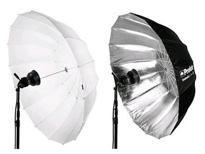Umbrella Used in Photography