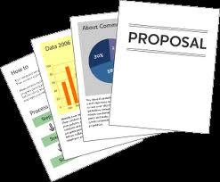 tata cara membuat contoh proposal yang baik dan benar proposal