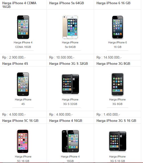 Semua Apple iPhone yang di pasarkan di pasaran memang memiliki nominal harga  yang cukup tinggi 8d31ade5b9