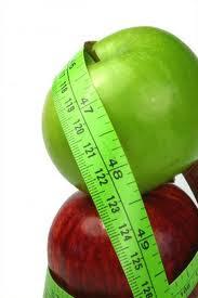 Alimentos con fibra y la baja de peso