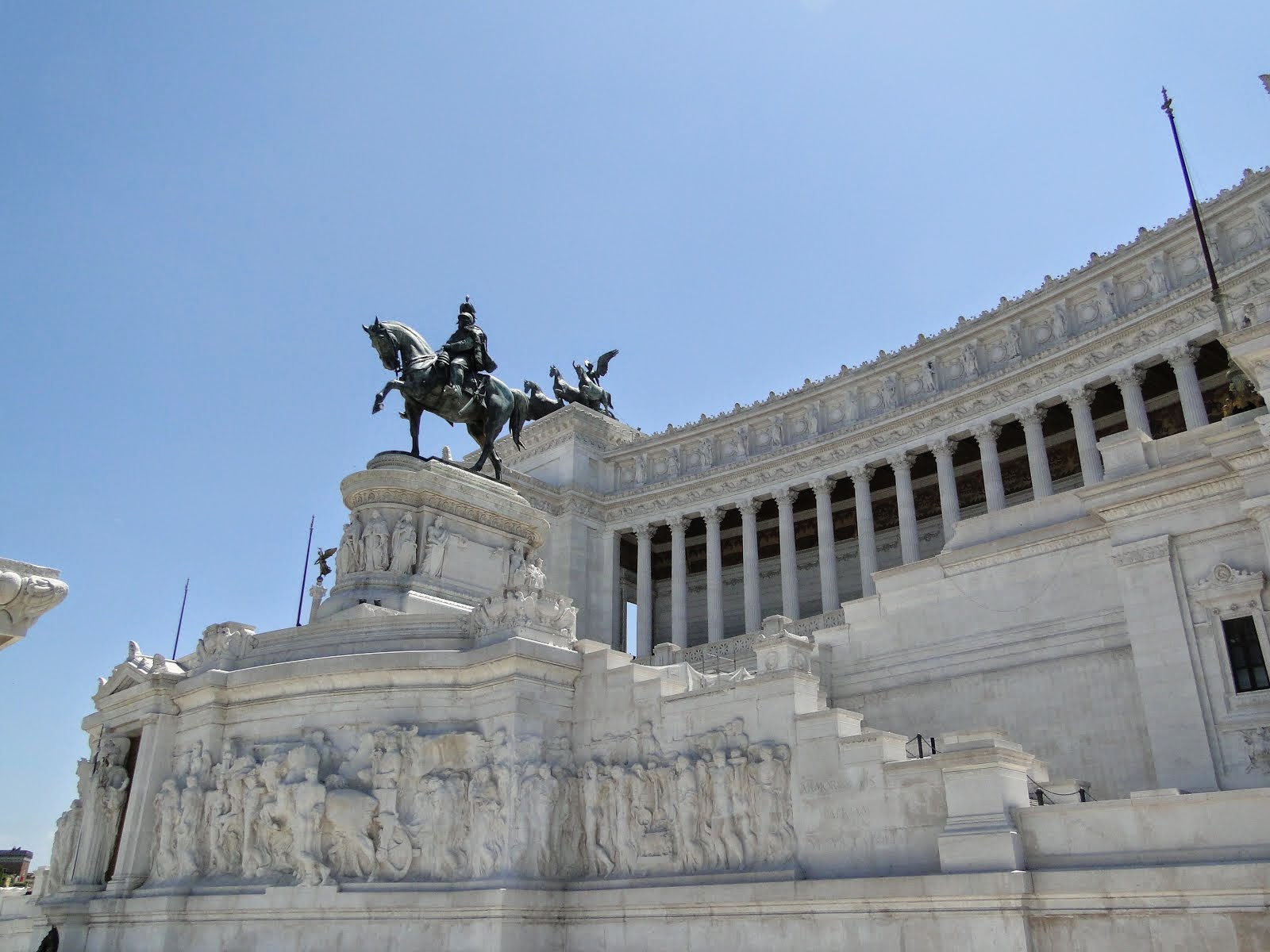 ROMA 3º DIA